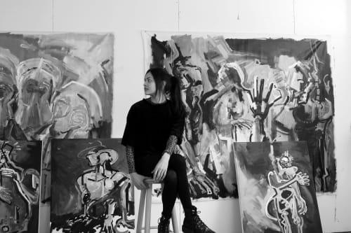 Karimah Hassan - Murals and Art