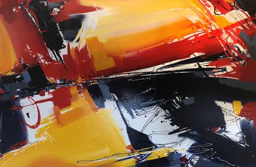 Rachmaninoff   Paintings by Michael Mckee