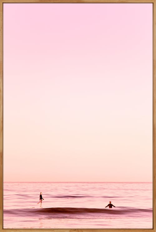 Photography by Kristin  Hart  Studios seen at Santa Monica Beach, Santa Monica - SANTA MONICA - PINK