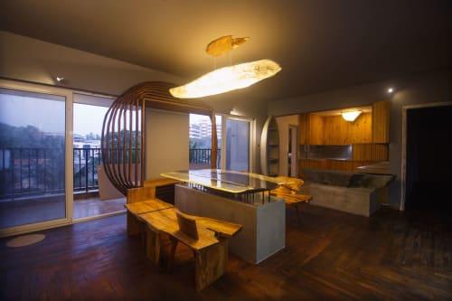 Interior Design by Wallmakers seen at Private Residence, Thiruvananthapuram - Awad Hamza Residence