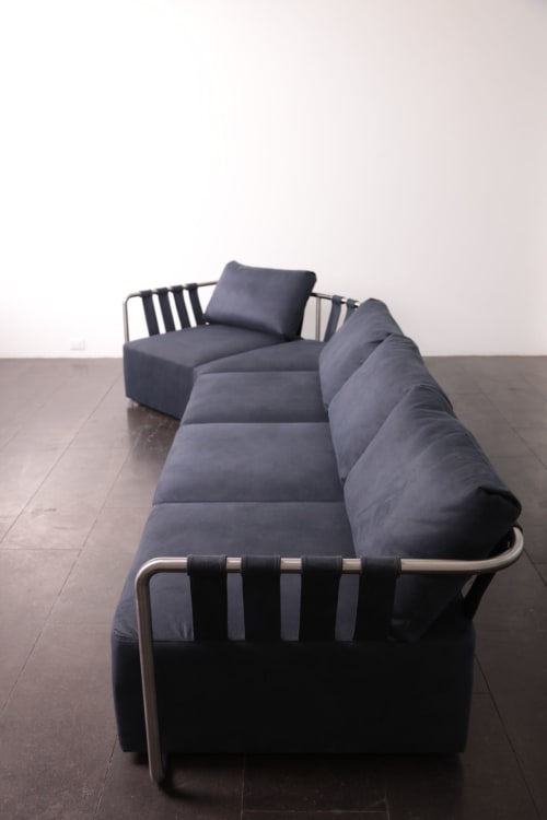 Couches & Sofas by 1Nayef Francis seen at Private Residence - Beirut, Lebanon, Beirut - Island Sofa