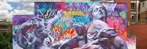 PichiAvo - Art and Street Murals