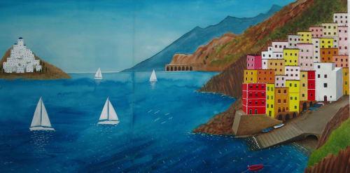 James Croft - Murals and Art