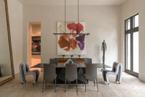 Interior Design by Bankston May Associates seen at Private Residence, Piney Point Village - Interior Design