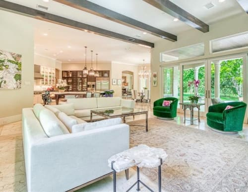 Interior Design by Rosemont Design seen at Private Residence, Houston - Memorial House | 2019