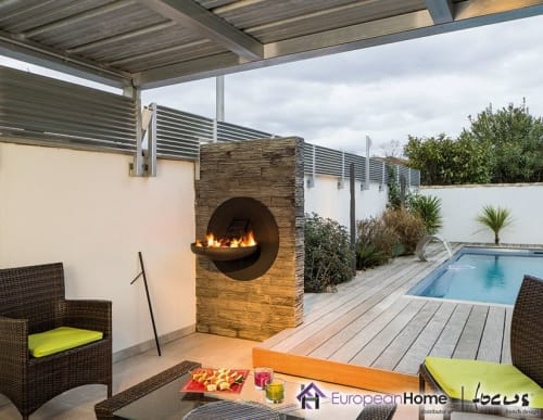 Appliances by European Home seen at Private Residence, Middleton - Sigmafocus Wall Barbecue