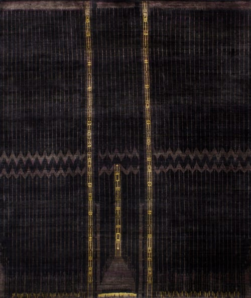 Rugs by WOVEN CONCEPTS - Emerson (Caviar)