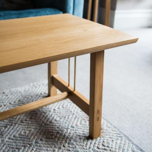 Coffee table   Tables by Majid Lavasani