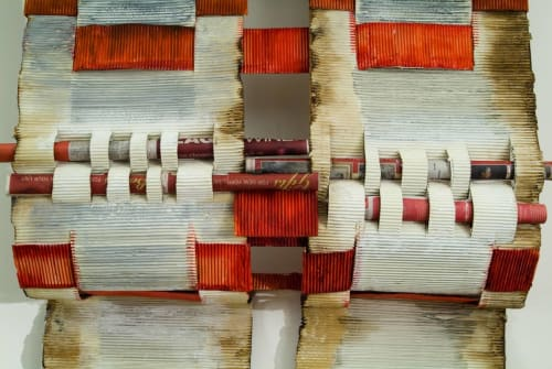 Joan Giordano - Sculptures and Wall Hangings