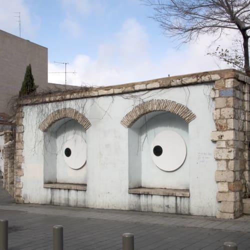 Octavi Serra - Public Art and Murals