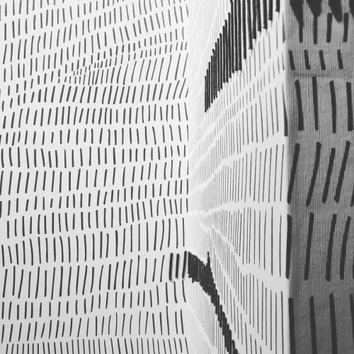 Terrains   Dimensional Felt   Wallpaper by Jill Malek Wallpaper