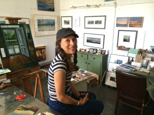 Wendy Goldberg Art - Paintings and Art