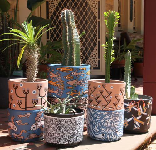 Nick Rix Art - Planters & Vases and Planters & Garden
