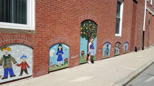 Carol Krentzman - Public Mosaics and Public Art