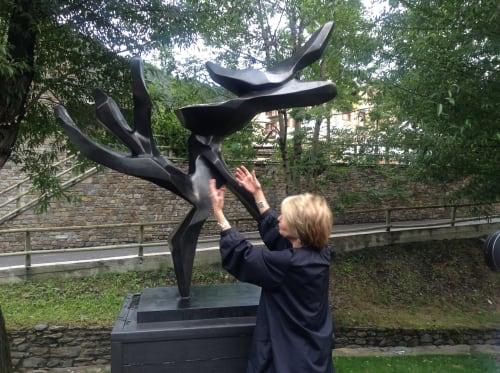 Hedva Ser - Public Sculptures and Public Art