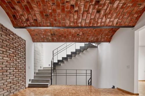 Architecture by Rios de Arquitectura seen at Private Residence, Ciudad de México - Casa Plumbago