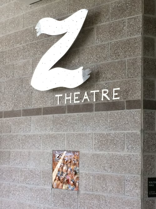 Lighting Design by Mark Steele seen at Regis Jesuit High School, Aurora - The 'Z' Theatre