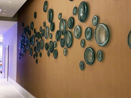 Sculptures by Soffi Studio seen at Seminole Hard Rock Hotel & Casino Tampa, Tampa - Halo