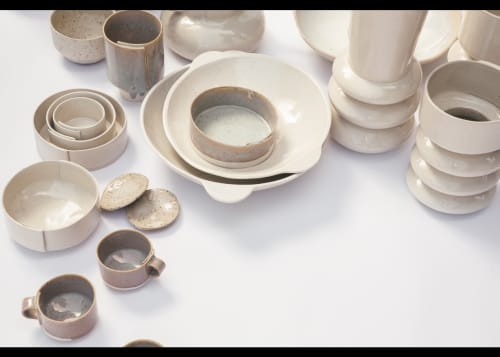 Ceramic Plates by Linda Fahey // Yonder Shop + Studio at Yonder Shop, San Francisco - Tableware