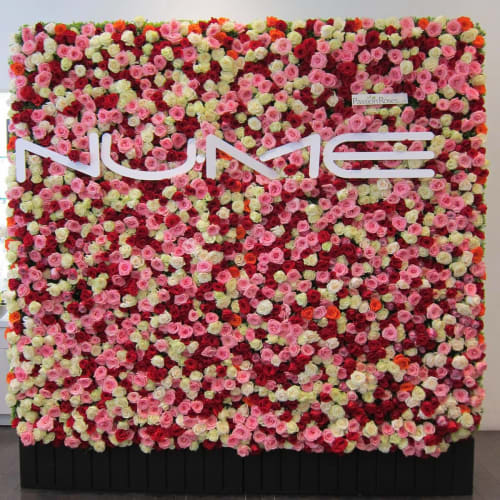 Floral Arrangements by Fibers & Florals seen at Cristophe Beverly Hills Salon, Beverly Hills - NuMe x Ulta Launch Event