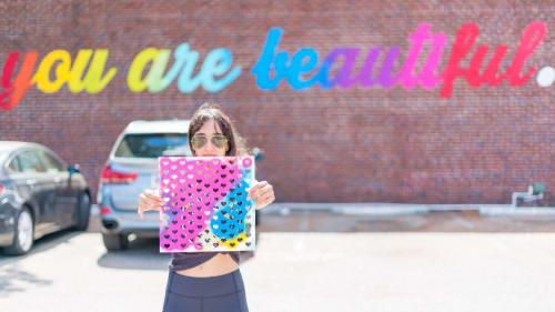 Bianca Burrows - Murals and Street Murals