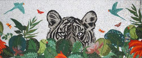 A & T Cunha Mosaic - Murals and Sculptures