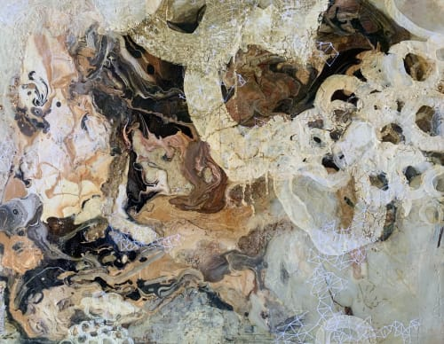 Paula Valenzuela Art - Paintings and Interior Design