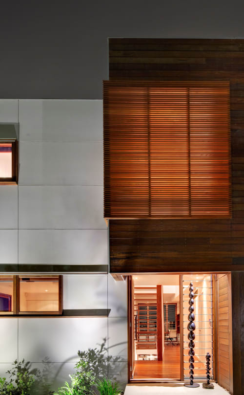 Architecture by CplusC Architectural Workshop seen at Private Residence, Tennyson Point - Tennyson Point Residence