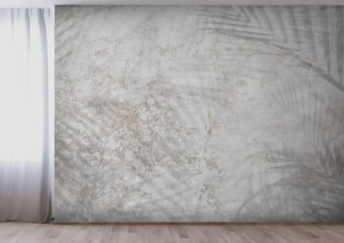 Wallpaper by Affreschi & Affreschi seen at Private Residence, Minervino di Lecce - Affreschi & Affreschi