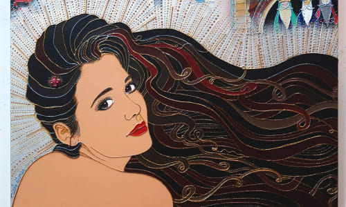 Nicole Gomez - Murals and Paintings