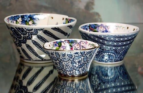 Vanessa Conyers Ceramics - Cups and Vases & Vessels