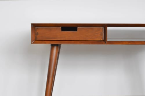Ciao + Reef Desk with Drawer   Tables by From the Source