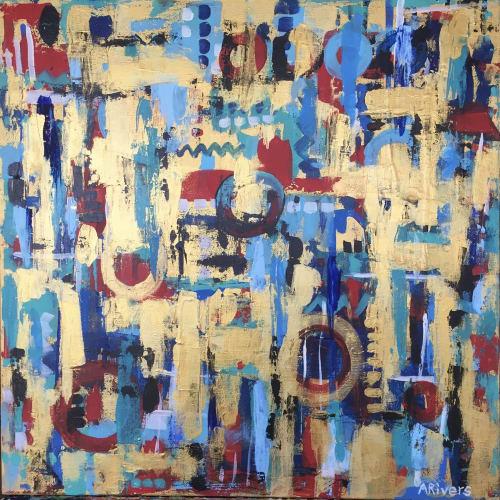 Paintings by Annette Rivers Art seen at Charleston, Charleston - September