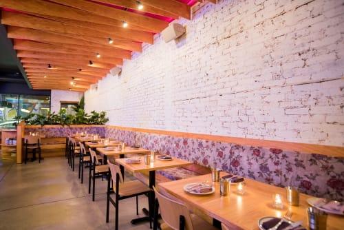 Superkhana International, Restaurants, Interior Design