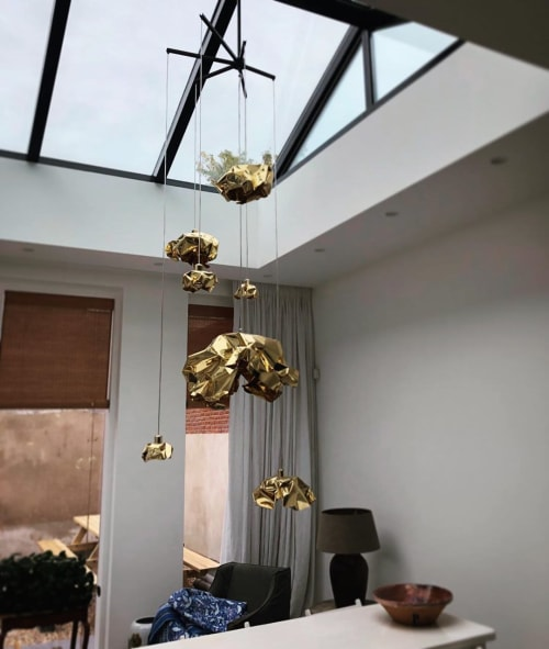 Chandeliers by Studio Josha seen at Private Residence, Rotterdam - BPL-Chandelier
