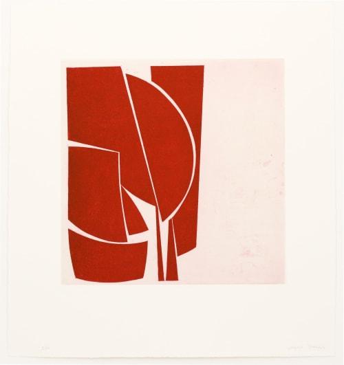 Limited Edition Aquatint, Covers Series | Art & Wall Decor by Joanne Freeman | Amelie, Maison d'art - Art Room in Paris