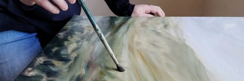 Terrah Ray Fine Art Studio - Paintings and Art