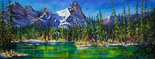 Melanie Morstad Studio - Paintings and Art