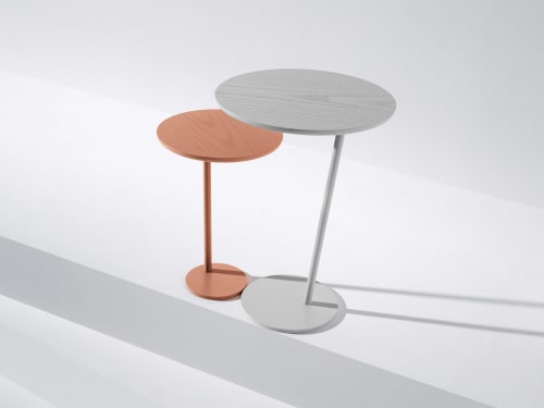 Tables by bartmann berlin seen at Private Residence - Berlin, Germany, Berlin - PUK