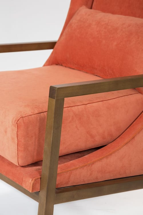 Couches & Sofas by Matriz Design seen at Buenos Aires, Buenos Aires - EIK ARMCHAIR