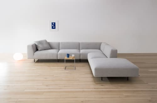 Couches & Sofas by Niels Bendtsen seen at Private Residence, Vancouver - Endless Sofa
