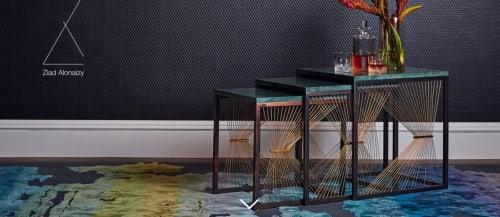 Ziad Alonaizy Design - Tables and Interior Design
