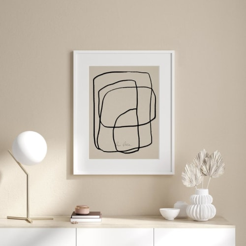 Art & Wall Decor by forn Studio by Anna Pepe - Giclee Print #045