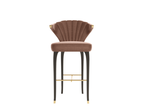 Hold Me Bar Chair | Interior Design by ALGA by Paulo Antunes