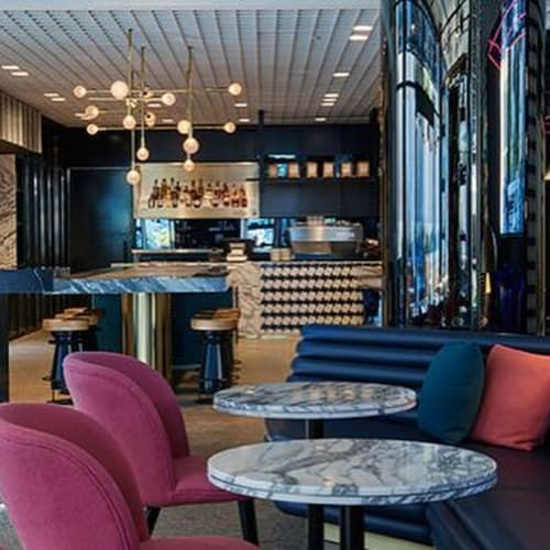 Pendants by Giffin Design seen at Tribe Perth, West Perth - Polished Brass Ball Pendants