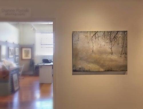 Photography by Dianne Poinski seen at ARTHOUSE, Sacramento - Winter Dusk