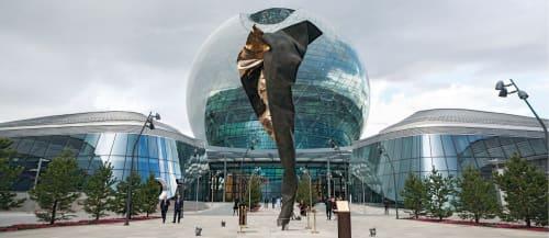 Andrew Rogers - Public Sculptures and Public Art