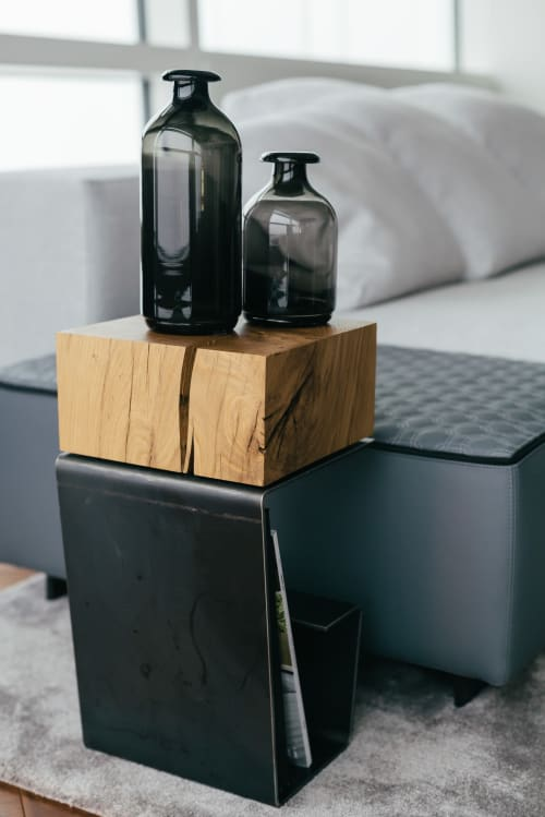 Tables by Baker Street Boys London seen at Private Residence, Warszawa - THE LINE Side Table