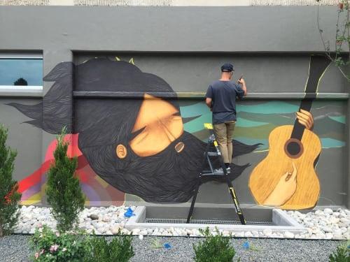 Pedro Barrios Art - Murals and Art