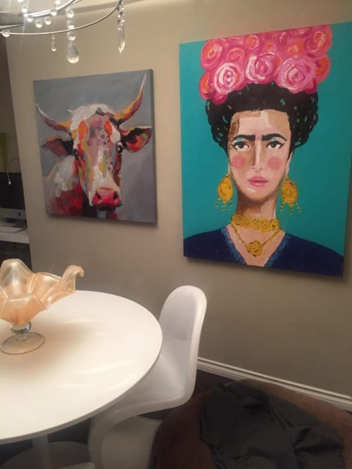 Art Curation by Tana Lynn seen at Vancouver, Vancouver - Private Collection
